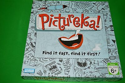 Pictureka by Parker Bros. 2007 Edition - 100% Complete