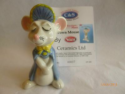 Wade Large Mrs Town Mouse