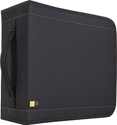 Case Logic CD/DVDW-320 336 Capacity Classic CD/DVD Wallet Black