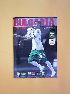 UEFA European Championship Qualifier - Bulgaria v England - 2nd September 2011