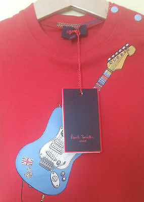 Baby's Paul Smith Long Sleave Tops