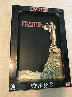 RARE Led Zeppelin Wall Art 3D Stairway To Heaven
