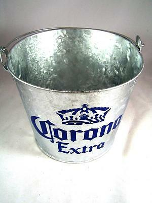 Genuine Corona Extra beer bucket with bottle opener new Made in Mexico bar suppl