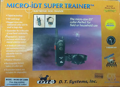 D.T. Systems Micro iDT Remote Trainer IDT-Plus OCCASION  /061