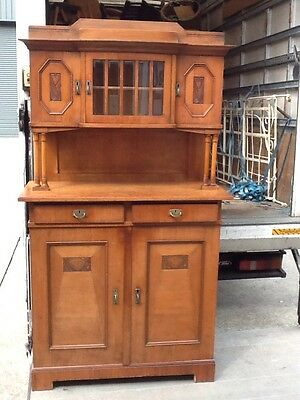 art noveau swiss Press Sideboard Cupboard Dresser