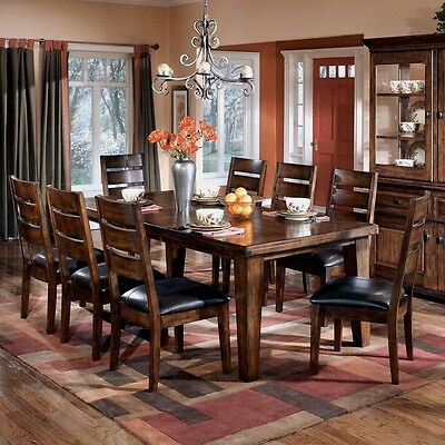 Dining Table Set For 8 Chairs Living Room Furniture Indoor – 8 Chair Dining Table Sets
