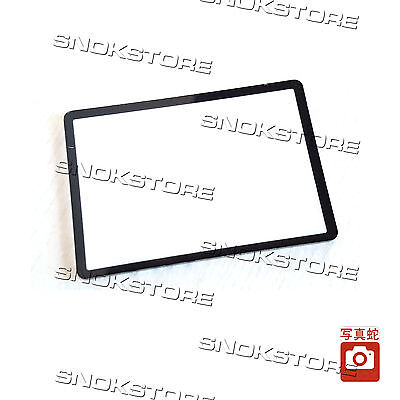 Window Display Outer Glass For Canon Eos 6D Acrylic Vetrino Ottico Repair Parts