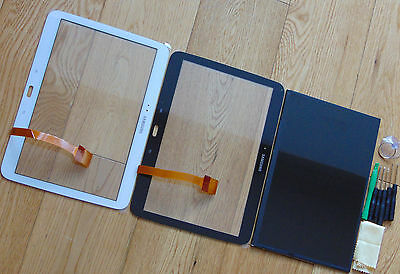 For Samsung Galaxy Tab 3 10.1 GT P5200 P5220 P5210 LCD + Touch Screen + Tools UK