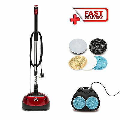 FLOOR POLISHER Electric Commercial Cleaner & Scrubber High Speed Buffer Machine