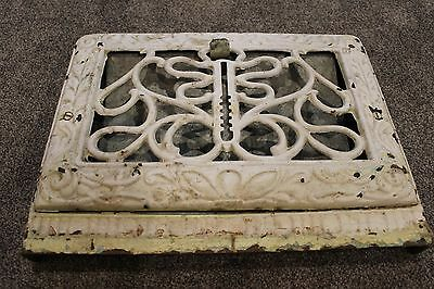 Antique Vintage Victorian Heat Grate Register Vent Covers #4
