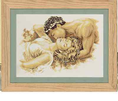Vervaco Counted Cross Stitch Kit The Kiss 200275822