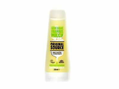 (1,40€/100ml) Original Source Grüne Banane und Bambusmilch Shower Milk (250ml)
