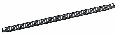 1/2U Rack Panel 19 inch Cable Tie Cable Management Vented Panel 22mm