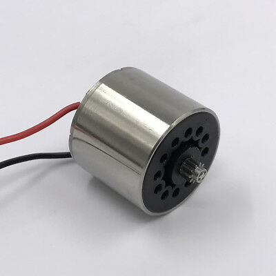 20mm Mini Big Coreless Motor DC 12V 18000RPM High Speed Motor DIY Tattoo Machine