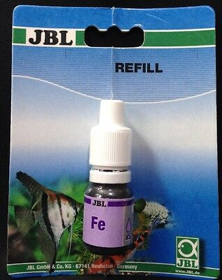 JBL Fe REFILL Test Kit