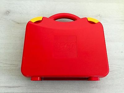 Lego Storage Carry Case Red