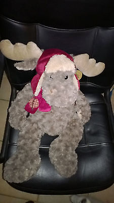 Ours peluche Louise Mansen CARIBOU REF: AS012 Rudolph