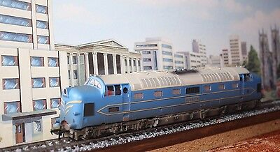 Bachmann 32-522NRMA  Deltic  DP1 Weathered - (Ltd edition of only 100 weathered)