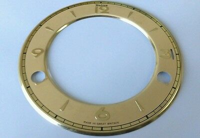 Clock Hour Ring 147mm Brass