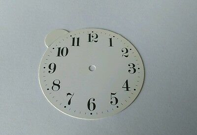 Paper Clock Dial Arabic 72mm Set of  5