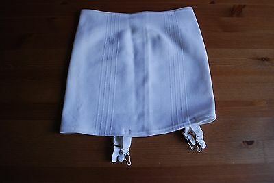 Vintage Fawn Girdle with Suspenders