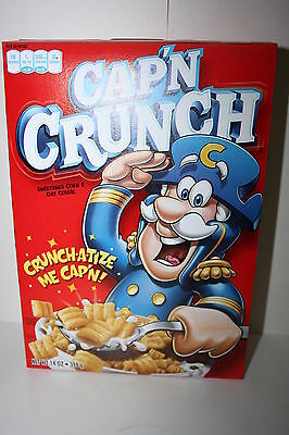 US CAP'N CRUNCH'S Cereal 398g Box