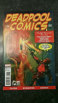 Deadpool 36 dell'otto variant free shipping
