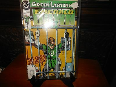 Dc Comic #1 Apr 91 Green Lantern Emerald Dawn Ii      (48)