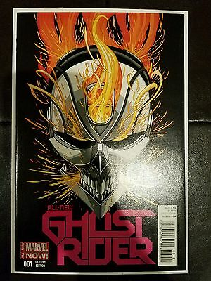 all new ghost Rider 1 1:50 variant 1st Robbie Reyes NM free shipping