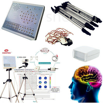 CONTEC Digital 24 Channel EEG&Mapping System machine KT88-2400  EEG machine