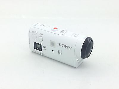 Sony HDR-AZ1VR HD Action Cam - Camera & Battery only - White