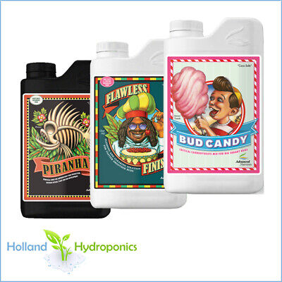 Advanced Nutrients Expert Bundle Pack Bigger Yields Bud Ignitor Max Flowering