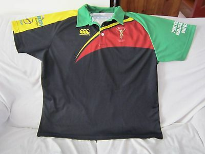 Campbelltown Harlequins Rugby Polo Shirt Size 3Xl