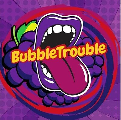 (59,50€/100ml) Bubble Trouble 10ml Aroma by Big Mouth (auch 30ml)