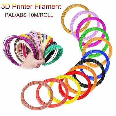 1.75mm Print Filament ABS/PLA Modeling Stereoscopic For 3D Drawing Printer Pen
