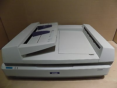 Epson GT-15000 GT 15000 ADF A3 A4 Network USB Colour Flatbed Scanner