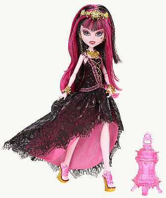 Monster High Draculaura 13 WÜNSCHE 13 Wishes - Haunt the Casbah Y7703 OVP