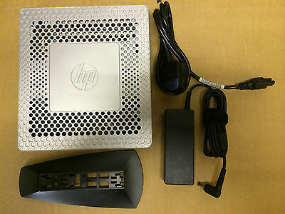 Hp T610 Thin Client + Stand + Psu ( 16Gbf / 2-4Gbr / Wes 7 ) 30 Days Warranty