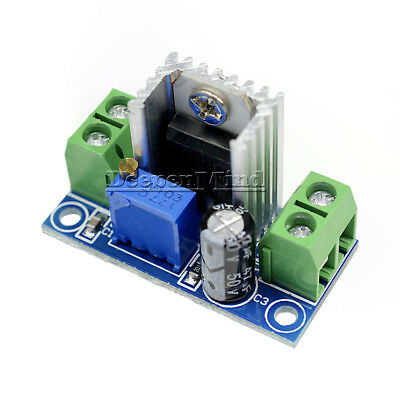 LM317 DC-DC Linear Converter Buck Step Down Low Ripple Module Power Supply