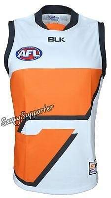 GWS Giants AFL Clash Guernsey 'Select Size' S-7XL BNWT66
