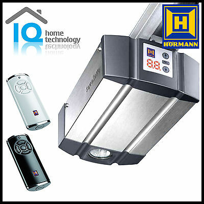 Hörmann Supramatic E Series 3 garage door opener electric automatic complete kit