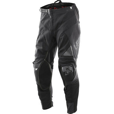 NEW Leatt 2017 Mx Gear GPX 4.5 Black Grey Stretch Fit Dirt Bike Motocross Pants