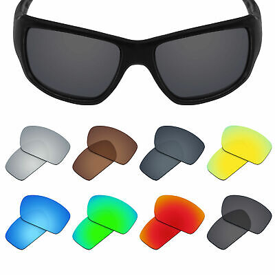 POLARIZED Replacement Lenses for-OAKLEY Big Taco Sunglasses - Multiple Colors