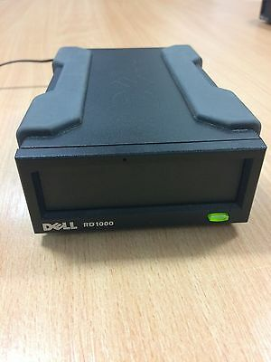 Dell PowerVault RD1000 External Drive with Power Supply