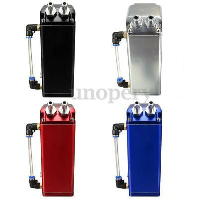 500ml Racing Car Oil Catch Tank Can Reservoir Turbo Billet For VW GOLF Series