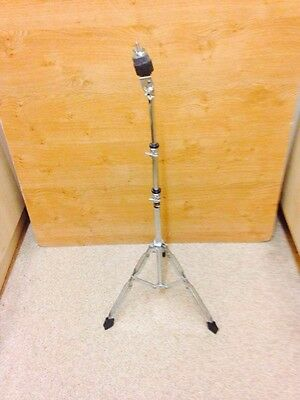 Double Braced Straight Cymbal Stand For Drum Kit Dixon Tempo