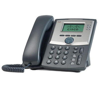 Cisco - Small Business Csb 3 Line Ip Phone With Display And Pc Port