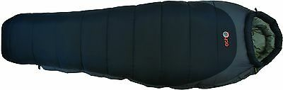 Camping SLEEPING BAG For Extreme Cold Weather Arctic Winter Sleep Over Bed Heat