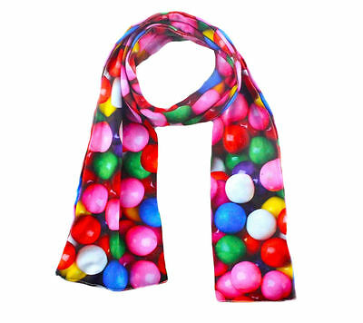 Top Trenz Candy Themed Scarves