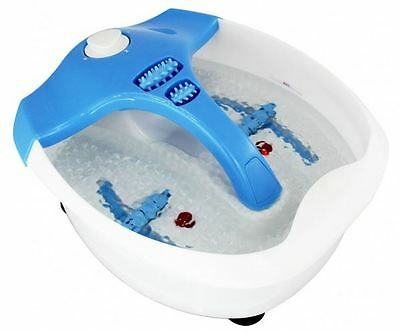 Massage Foot Bath Therapy Foot Spa Roller Massage Therapy Bubble Vibration Feets